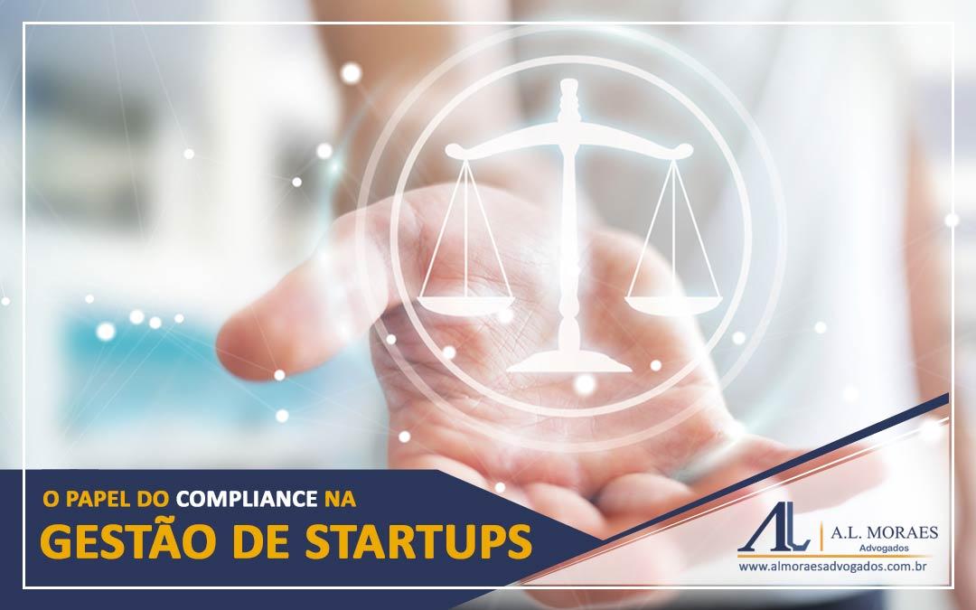 O papel do Compliance na Gestão de Startups