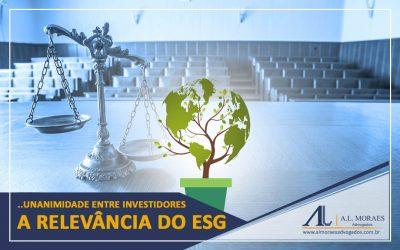 Porque o ESG é quase uma unanimidade entre os investidores?